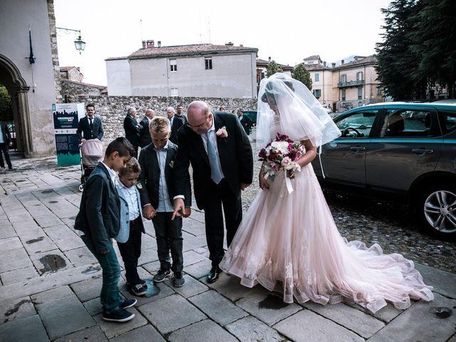 Il matrimonio di Cristian e Martina a Bobbio, Piacenza 10