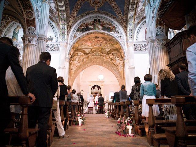 Il matrimonio di Cristian e Martina a Bobbio, Piacenza 11