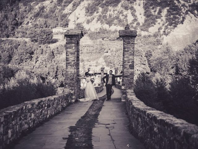 Il matrimonio di Cristian e Martina a Bobbio, Piacenza 13