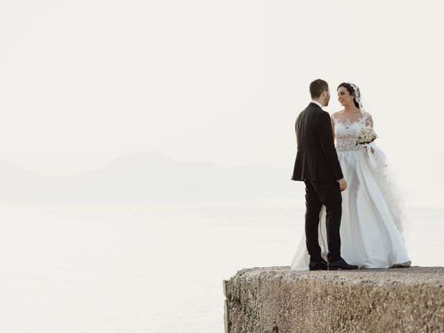 Le nozze di Claudia e Riccardo
