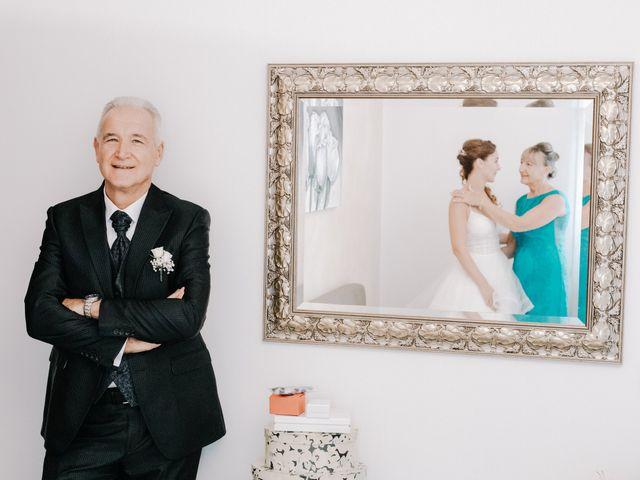 Il matrimonio di Valentina e Mario a Vigonovo, Venezia 5