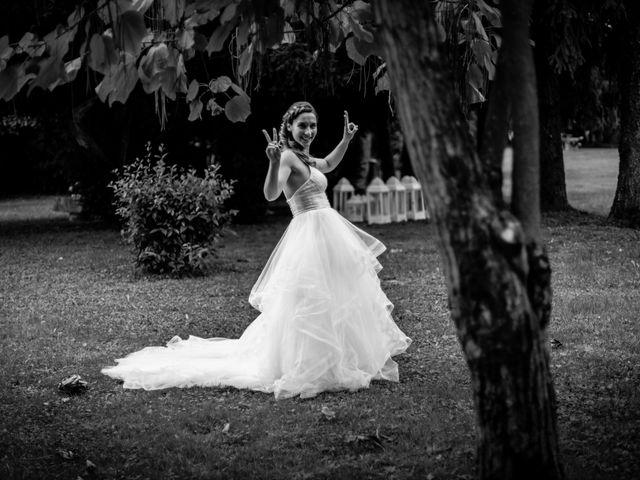 Il matrimonio di Valentina e Mario a Vigonovo, Venezia 33