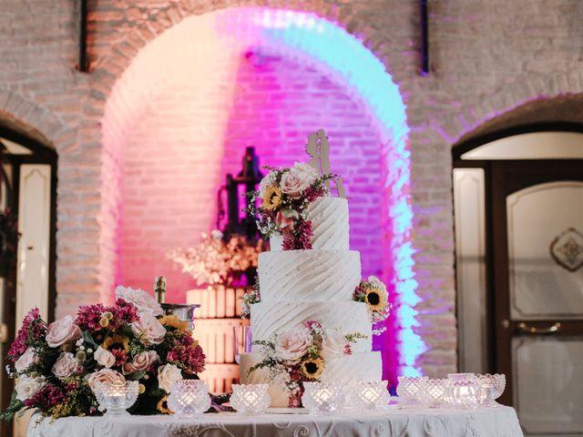Il matrimonio di Valentina e Mario a Vigonovo, Venezia 36