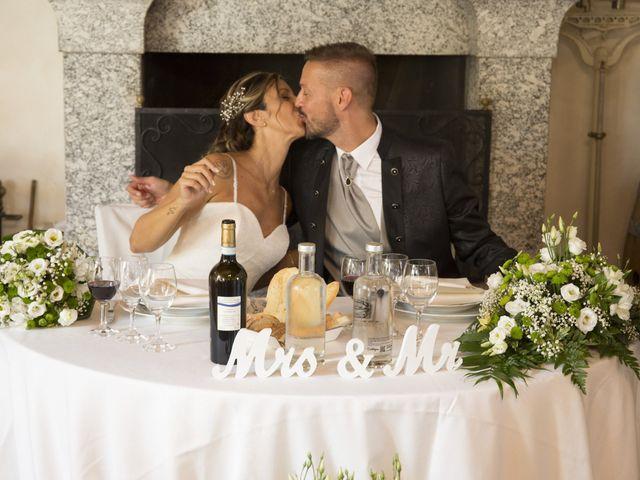 Le nozze di Luca e Erica