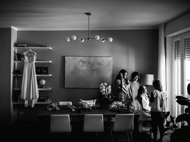Il matrimonio di Emilio e Ghena a Moncalvo, Asti 7