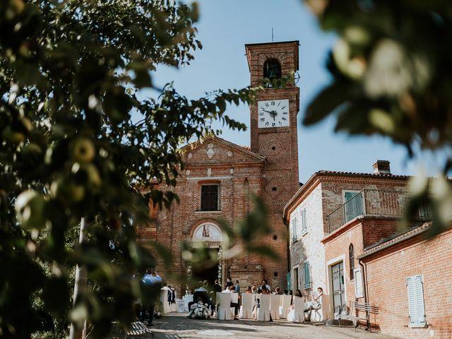 Il matrimonio di Emilio e Ghena a Moncalvo, Asti 22