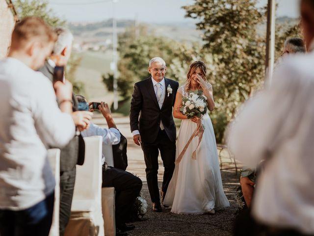 Il matrimonio di Emilio e Ghena a Moncalvo, Asti 27