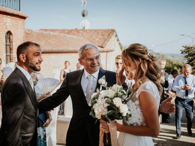 Il matrimonio di Emilio e Ghena a Moncalvo, Asti 28