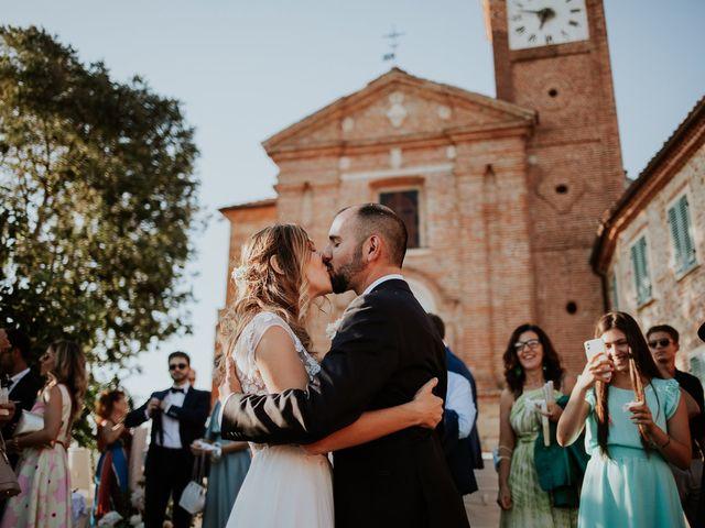 Il matrimonio di Emilio e Ghena a Moncalvo, Asti 34