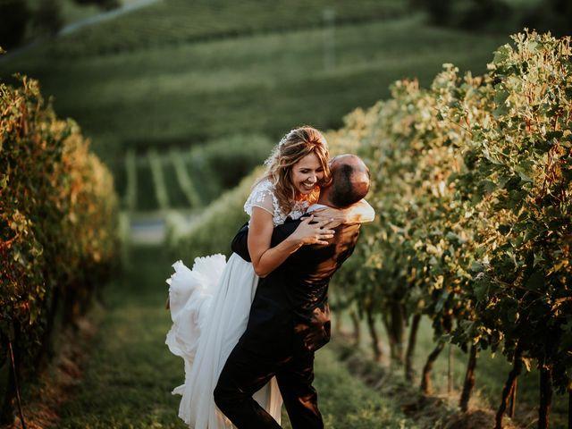 Il matrimonio di Emilio e Ghena a Moncalvo, Asti 41