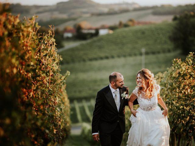 Il matrimonio di Emilio e Ghena a Moncalvo, Asti 42