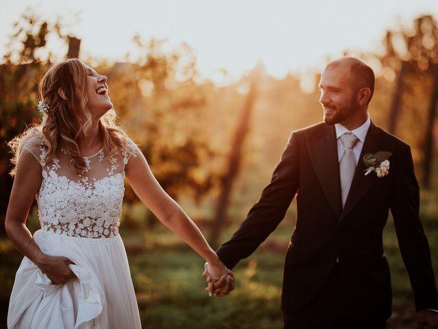 Le nozze di Ghena e Emilio