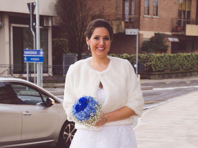 Il matrimonio di Helena e Ryan a Monticello Conte Otto, Vicenza 3