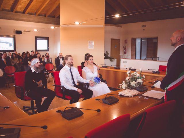 Il matrimonio di Helena e Ryan a Monticello Conte Otto, Vicenza 2