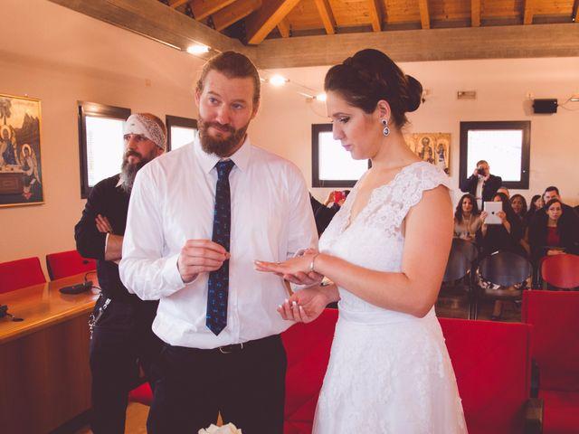 Il matrimonio di Helena e Ryan a Monticello Conte Otto, Vicenza 5