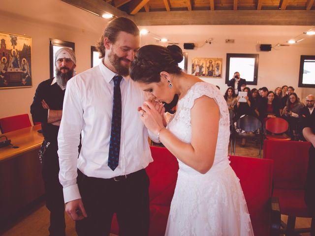 Il matrimonio di Helena e Ryan a Monticello Conte Otto, Vicenza 6
