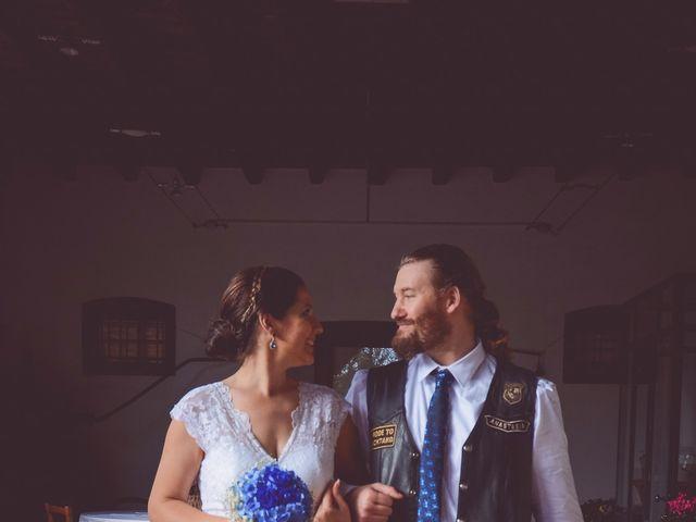 Il matrimonio di Helena e Ryan a Monticello Conte Otto, Vicenza 13