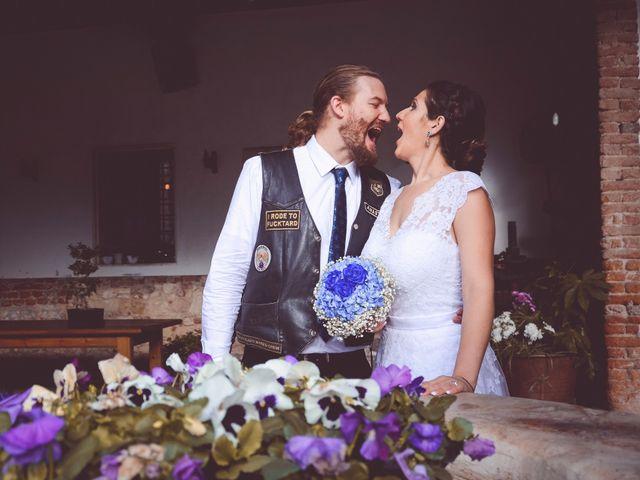 Il matrimonio di Helena e Ryan a Monticello Conte Otto, Vicenza 14