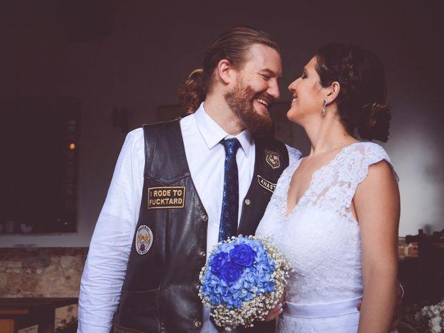 Il matrimonio di Helena e Ryan a Monticello Conte Otto, Vicenza 15