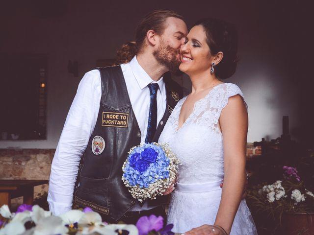 Il matrimonio di Helena e Ryan a Monticello Conte Otto, Vicenza 16