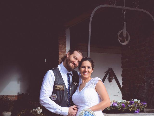 Il matrimonio di Helena e Ryan a Monticello Conte Otto, Vicenza 17