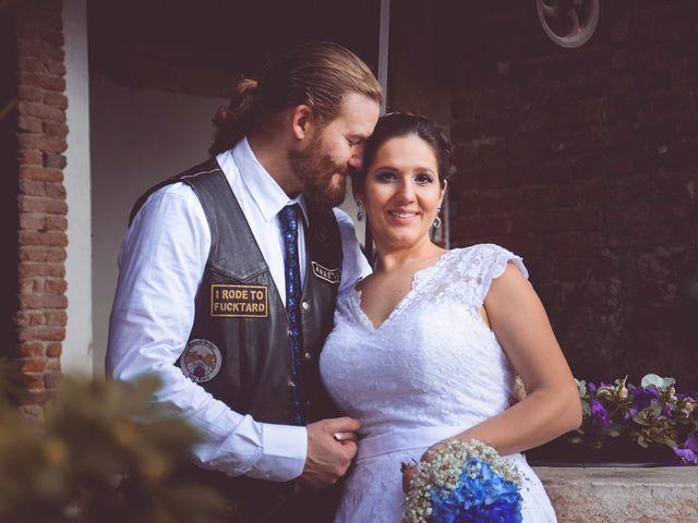 Il matrimonio di Helena e Ryan a Monticello Conte Otto, Vicenza 18