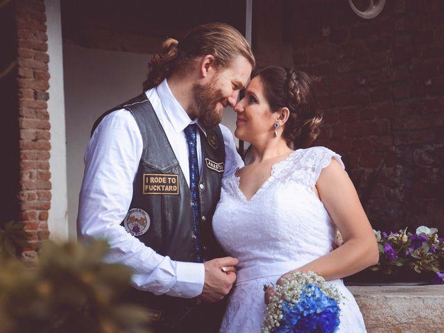 Il matrimonio di Helena e Ryan a Monticello Conte Otto, Vicenza 19