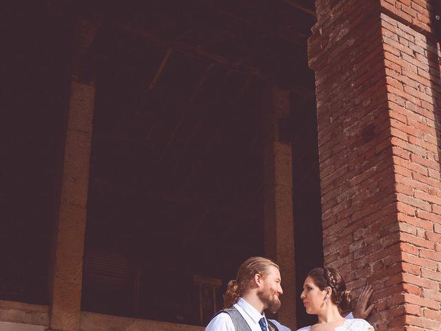 Il matrimonio di Helena e Ryan a Monticello Conte Otto, Vicenza 20