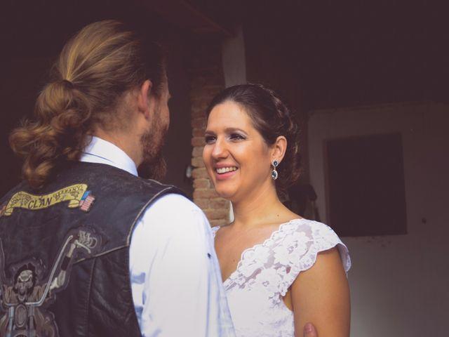 Il matrimonio di Helena e Ryan a Monticello Conte Otto, Vicenza 21