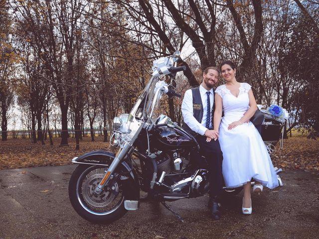 Il matrimonio di Helena e Ryan a Monticello Conte Otto, Vicenza 23