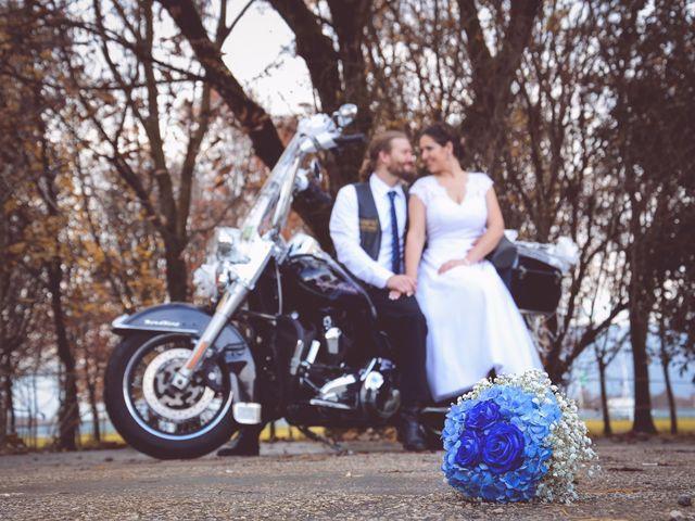 Le nozze di Ryan e Helena