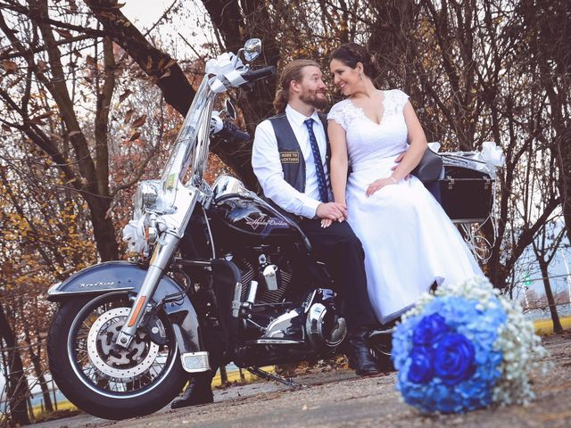 Il matrimonio di Helena e Ryan a Monticello Conte Otto, Vicenza 24