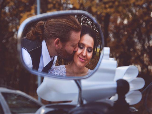 Il matrimonio di Helena e Ryan a Monticello Conte Otto, Vicenza 26