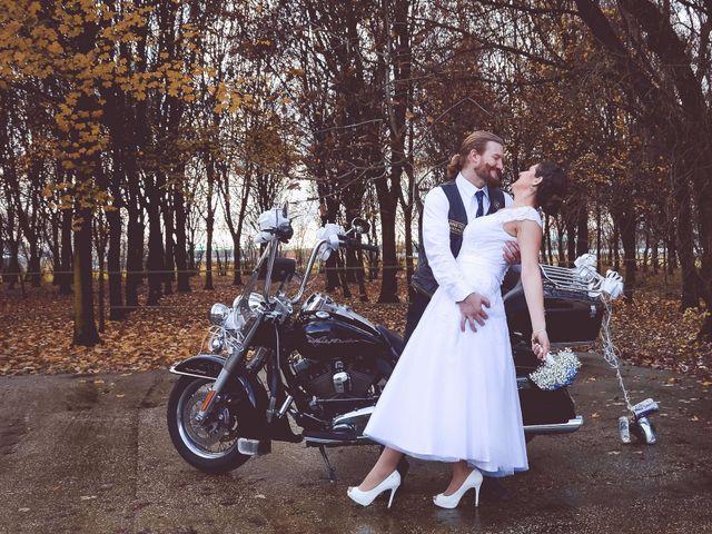 Il matrimonio di Helena e Ryan a Monticello Conte Otto, Vicenza 27
