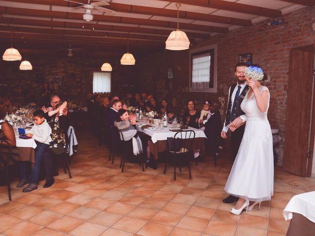 Il matrimonio di Helena e Ryan a Monticello Conte Otto, Vicenza 28