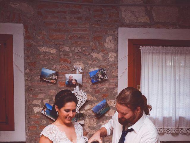 Il matrimonio di Helena e Ryan a Monticello Conte Otto, Vicenza 29
