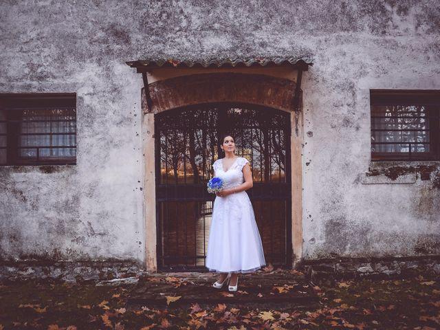 Il matrimonio di Helena e Ryan a Monticello Conte Otto, Vicenza 30