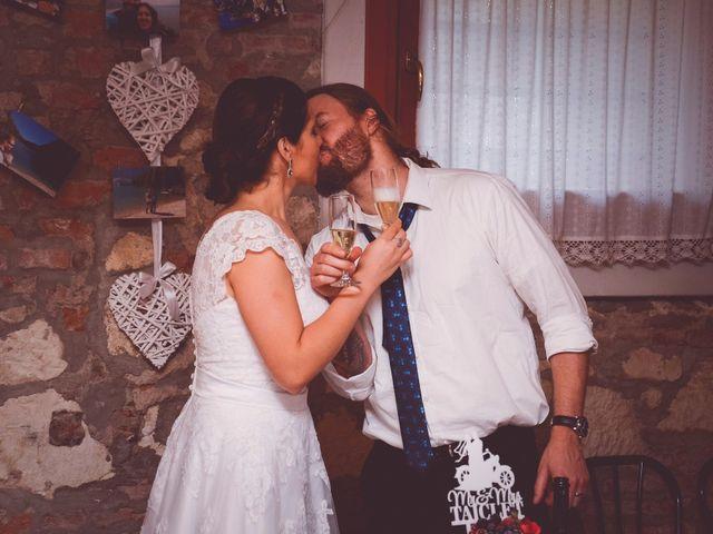 Il matrimonio di Helena e Ryan a Monticello Conte Otto, Vicenza 31