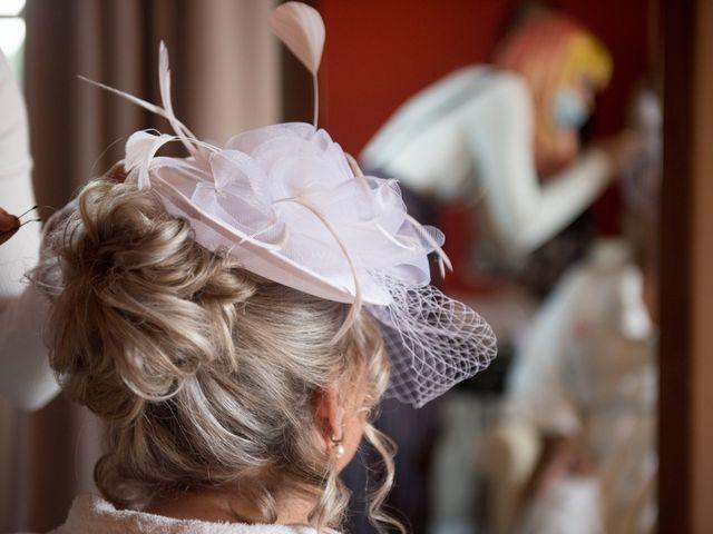 Il matrimonio di Cinzia e Marzio a Campi Bisenzio, Firenze 5