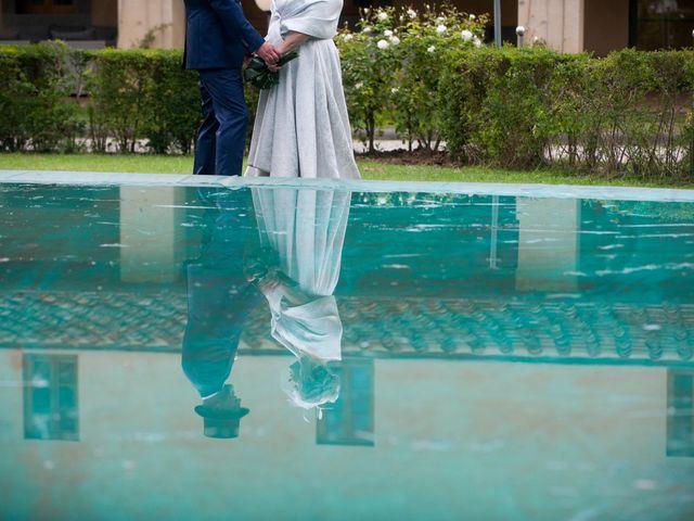 Il matrimonio di Cinzia e Marzio a Campi Bisenzio, Firenze 29