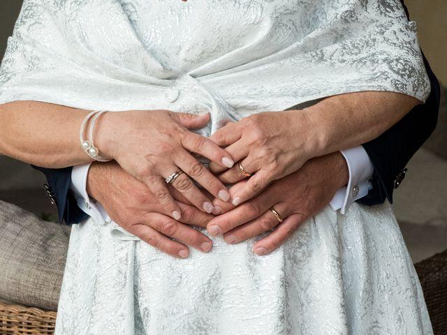 Il matrimonio di Cinzia e Marzio a Campi Bisenzio, Firenze 35