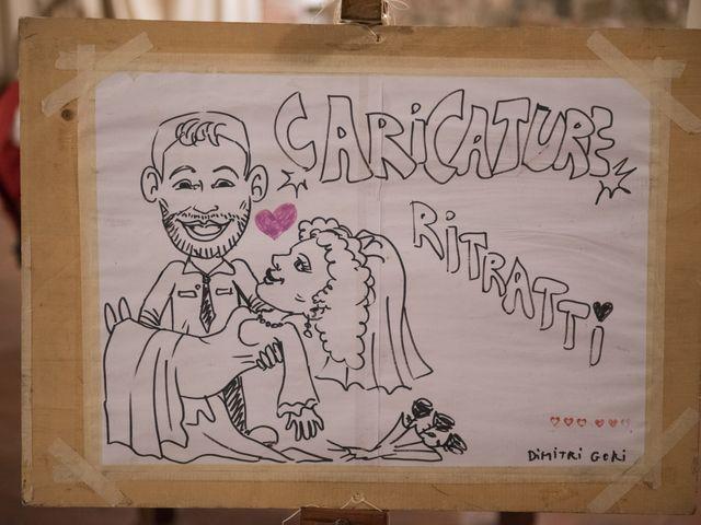 Il matrimonio di Cinzia e Marzio a Campi Bisenzio, Firenze 42