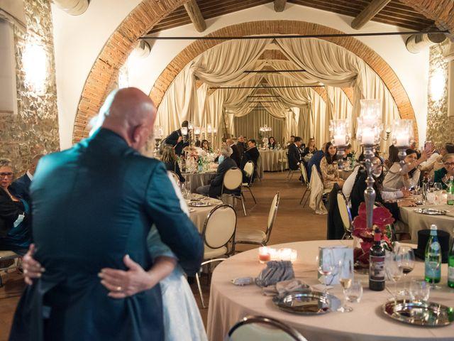 Il matrimonio di Cinzia e Marzio a Campi Bisenzio, Firenze 47