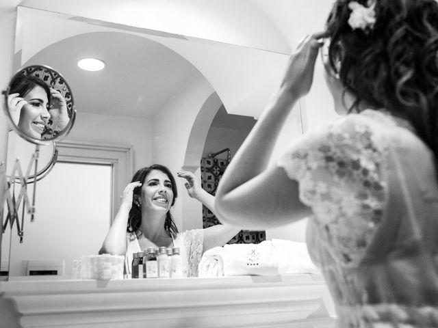 Il matrimonio di Giulia e Giuseppe a Vico Equense, Napoli 6