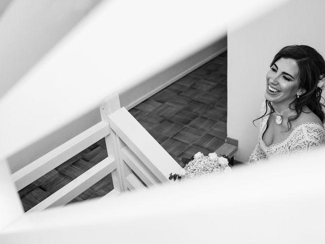 Il matrimonio di Giulia e Giuseppe a Vico Equense, Napoli 9