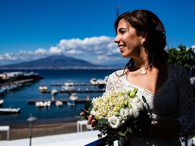 Il matrimonio di Giulia e Giuseppe a Vico Equense, Napoli 10