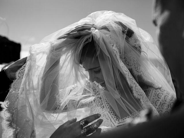 Il matrimonio di Giulia e Giuseppe a Vico Equense, Napoli 13