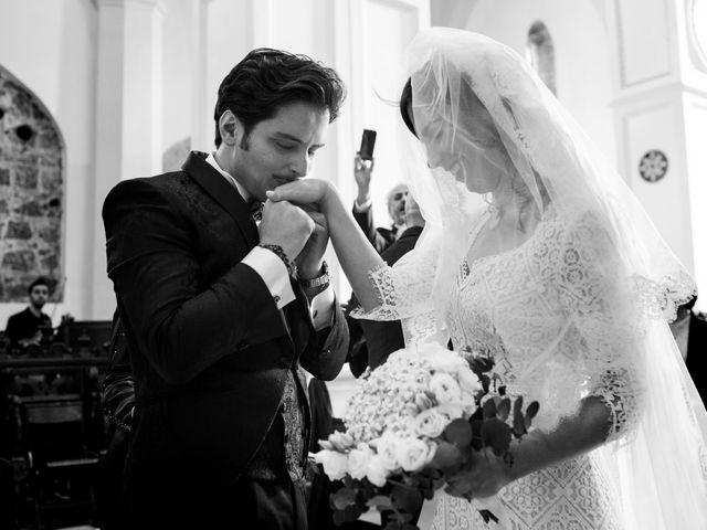 Il matrimonio di Giulia e Giuseppe a Vico Equense, Napoli 14