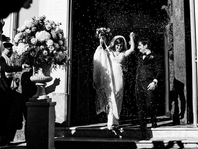 Il matrimonio di Giulia e Giuseppe a Vico Equense, Napoli 17