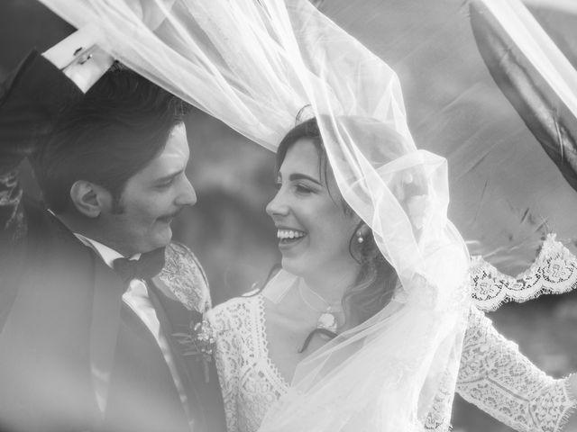 Il matrimonio di Giulia e Giuseppe a Vico Equense, Napoli 19